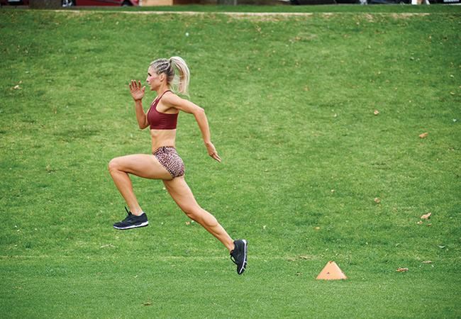 Sheena Lauren - Olympics Challenge
