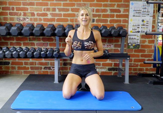 Sheena-Lauren Personal Trainer - Women's Health and Fitness Magazine
